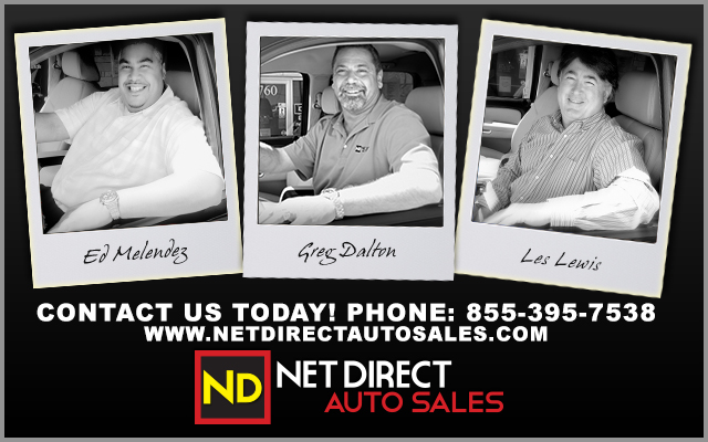 Net Direct Auto Sales