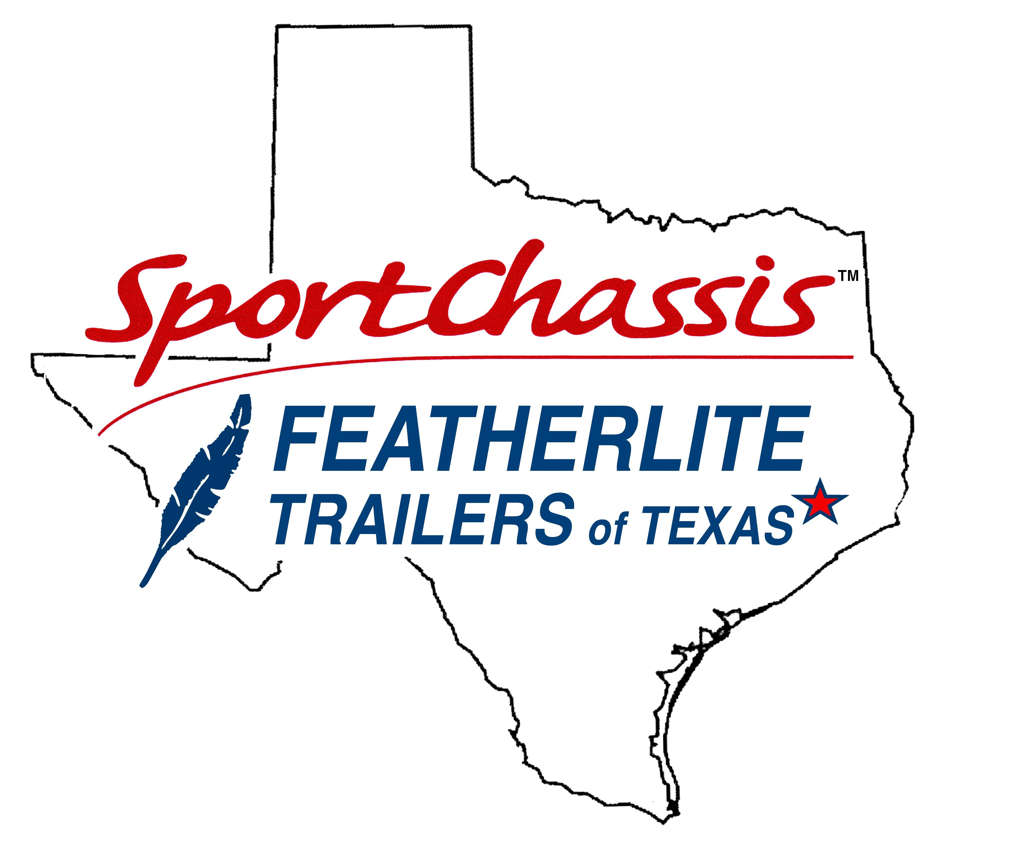 SPORTCHASSIS FEATHERLITE TRAILER